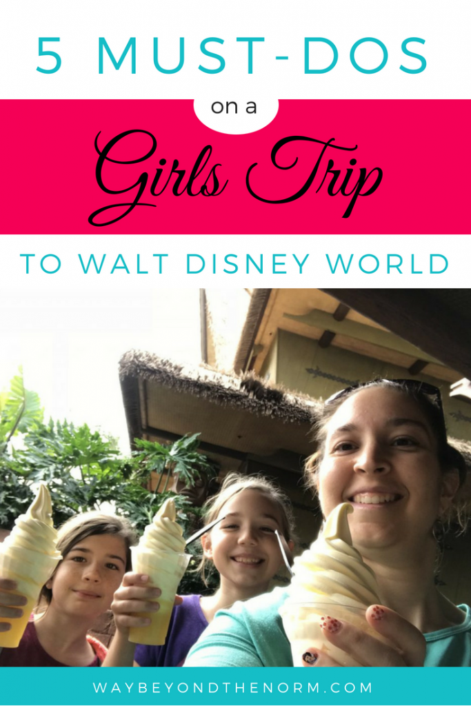 Disney Girls Trip pin image
