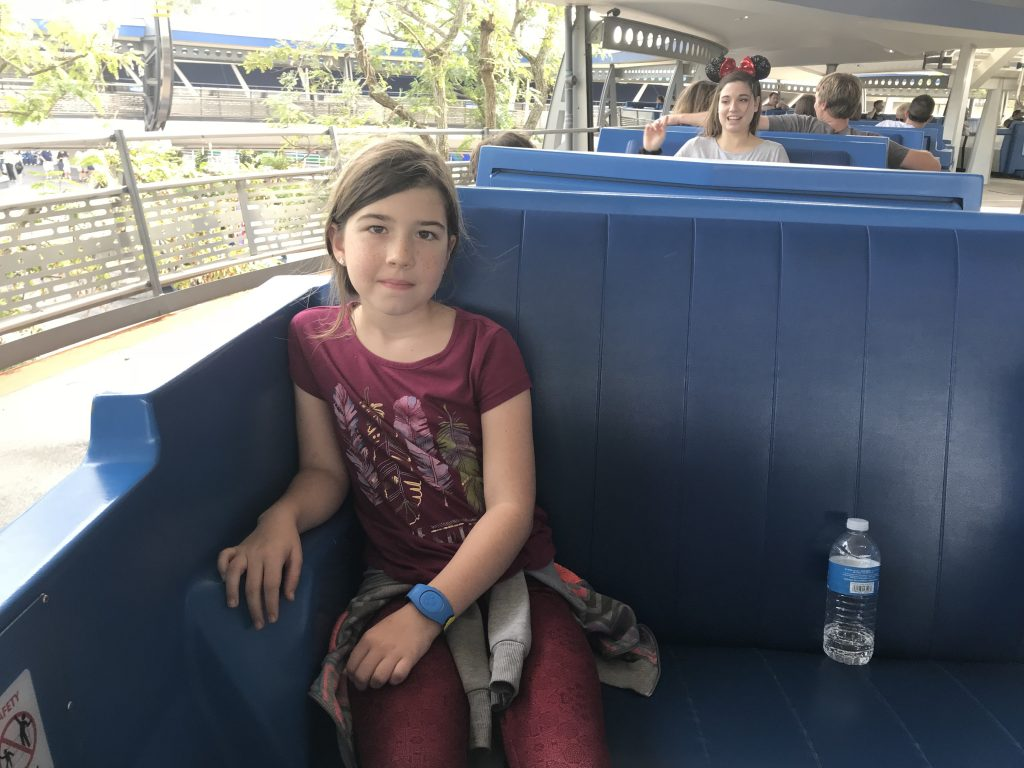 Disney girls trip PeopleMover