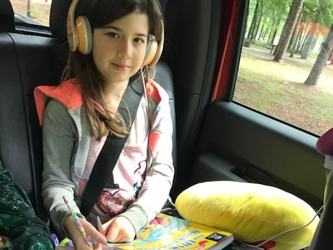 Family car activities