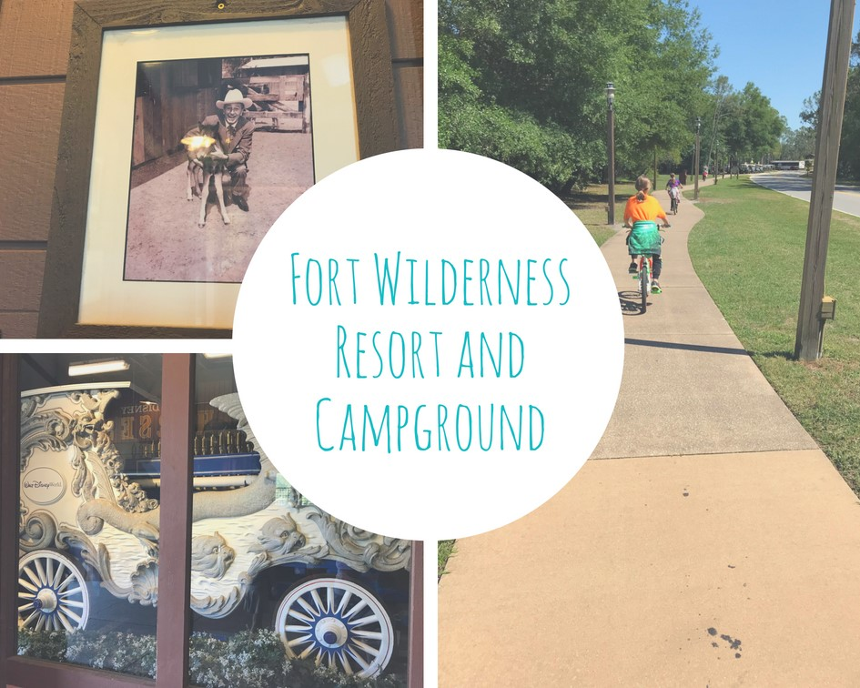 Fort Wilderness Resort and Campground Activities