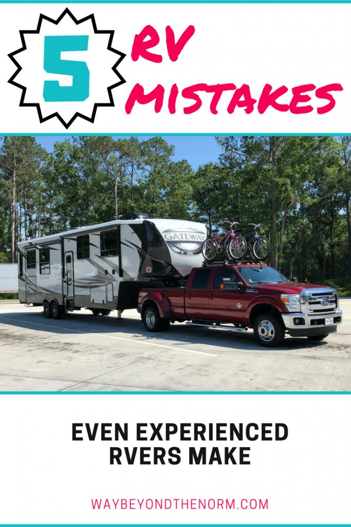 RV Mistakes pin image
