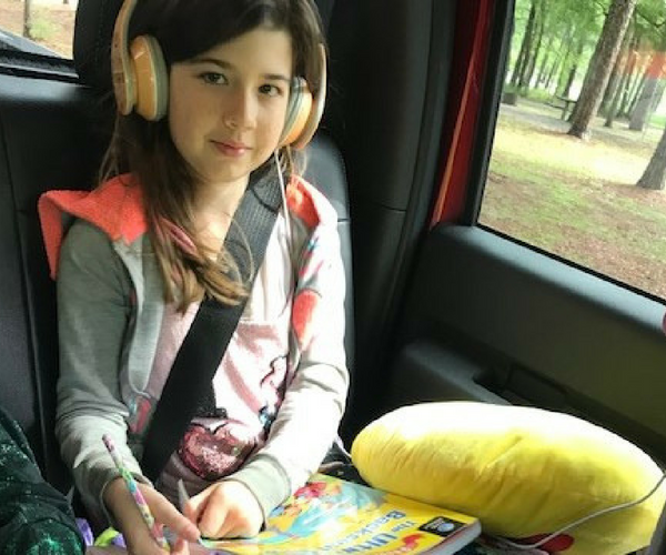 Fun Family Car Activities To Do While Traveling