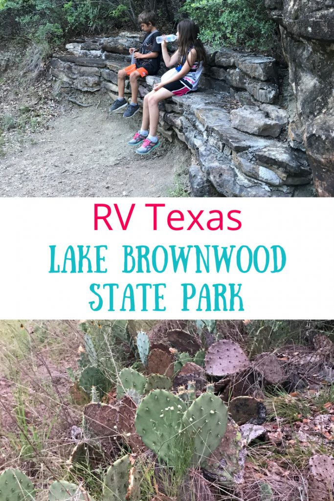 Lake Brownwood State Park pin image