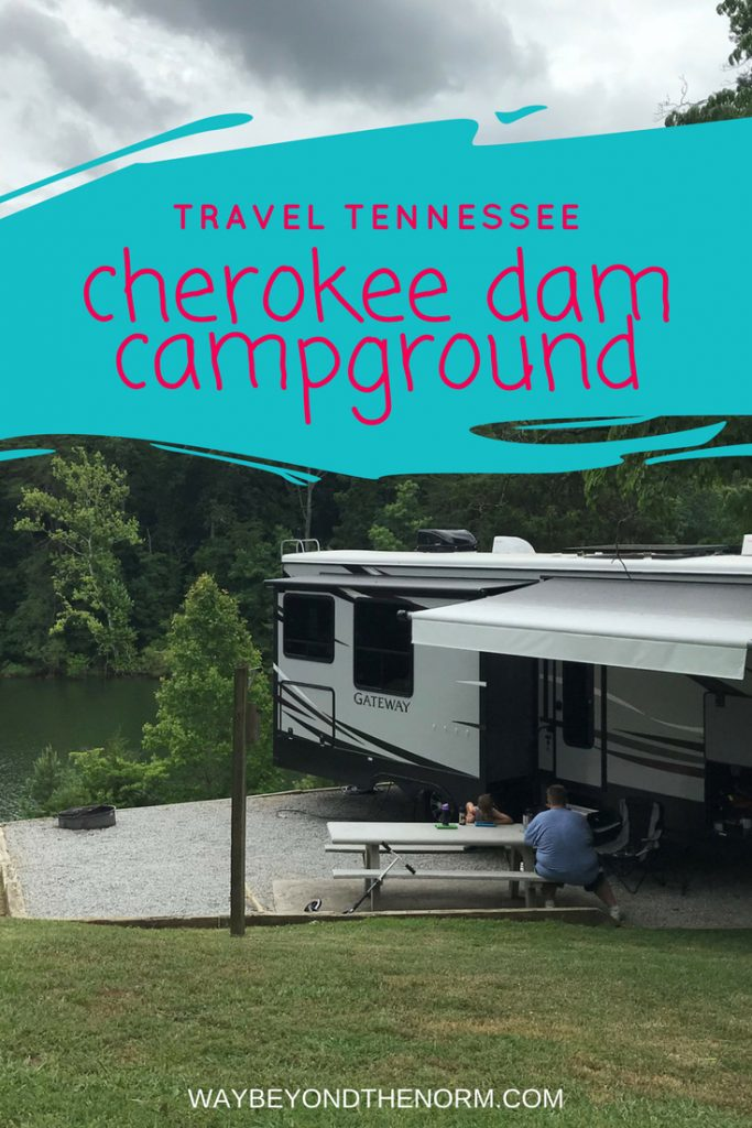 Travel Tennessee Cherokee Dam Campground