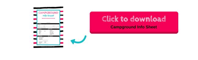 Campground Info Sheet
