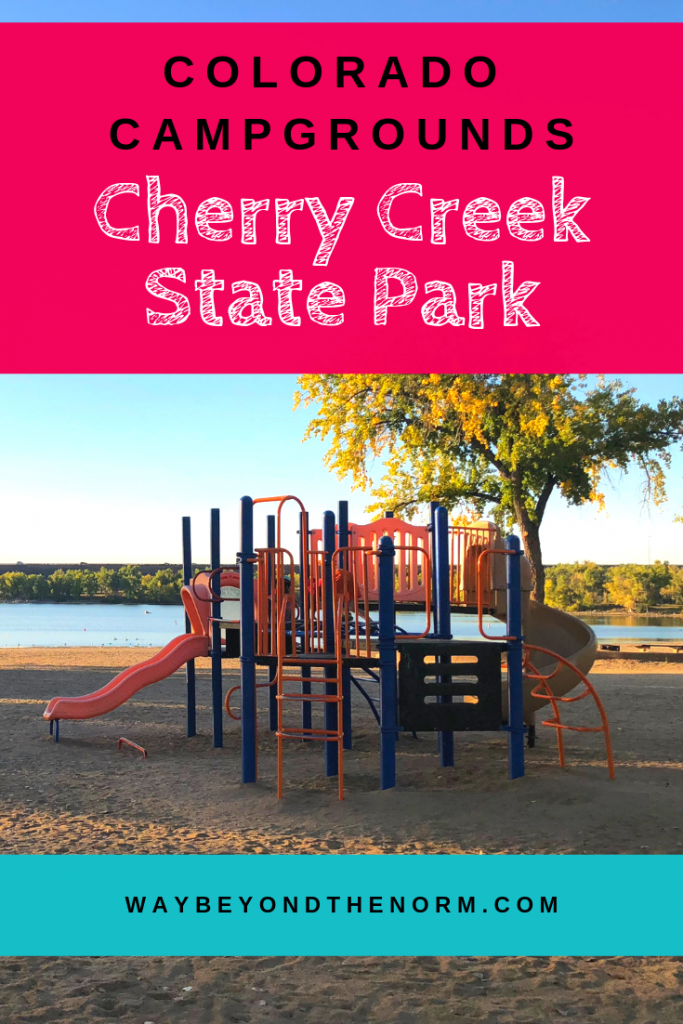 Cherry Creek State Park pin image