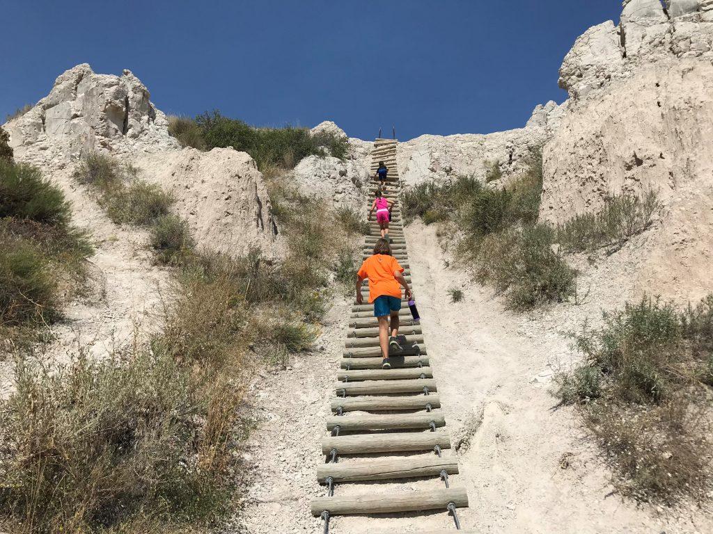 Hiking Notch Trail