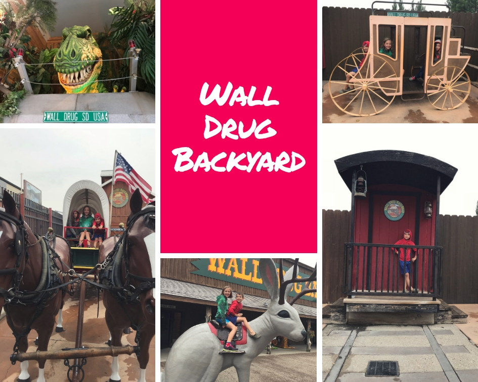 Wall Drug Backyard