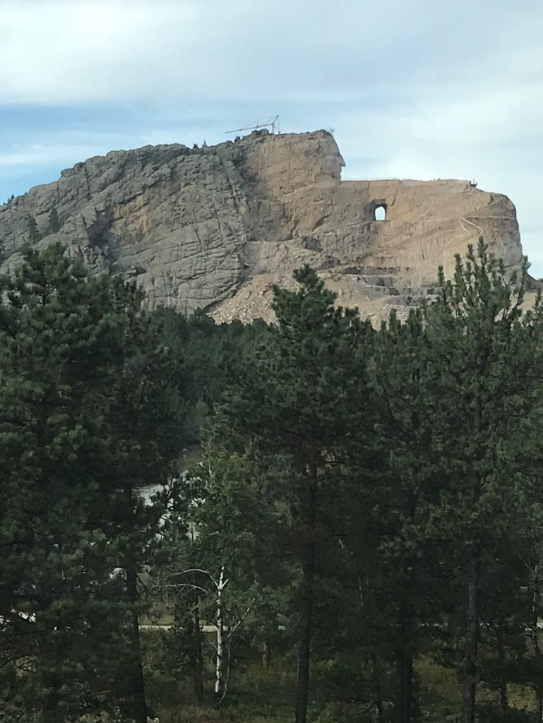 SD Crazy Horse Memorial