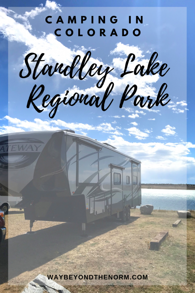 The Denver area is a hot spot for camping. Read our review of Standley Lake Regional Park and pick up our FREE Campground Info Sheet! #ColoradoCampground #ColoradoCamping #ColoradoCampingSpots