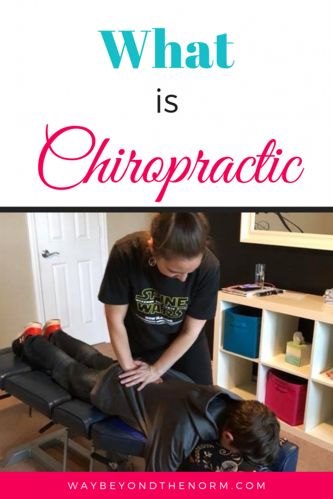 "Is chiropractic about neck and back pain? Check out the answer to the question ""What is chiropractic?"" from a chiropractor's perspective. #Chiropractic #ChiropracticCare #ChiropracticAdjustment #WayBeyondTheNorm"