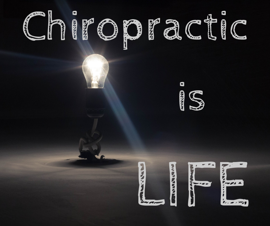 Chiropractic is LIFE