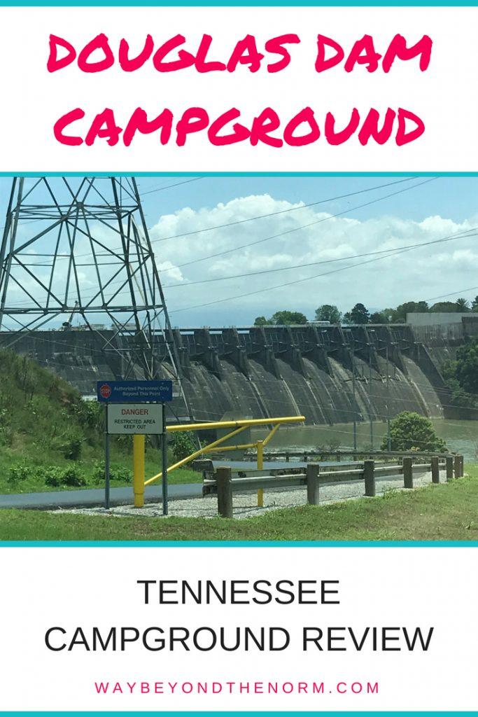 Douglas Dam Campground pin image