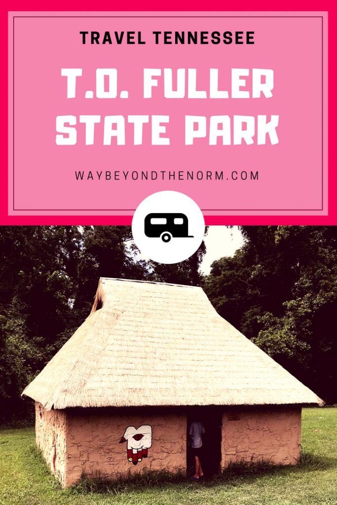 T.O. Fuller State Park pin image