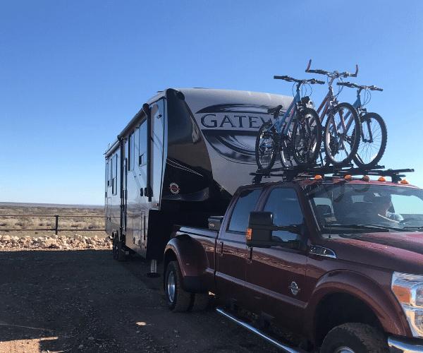 Chosa Campground BLM
