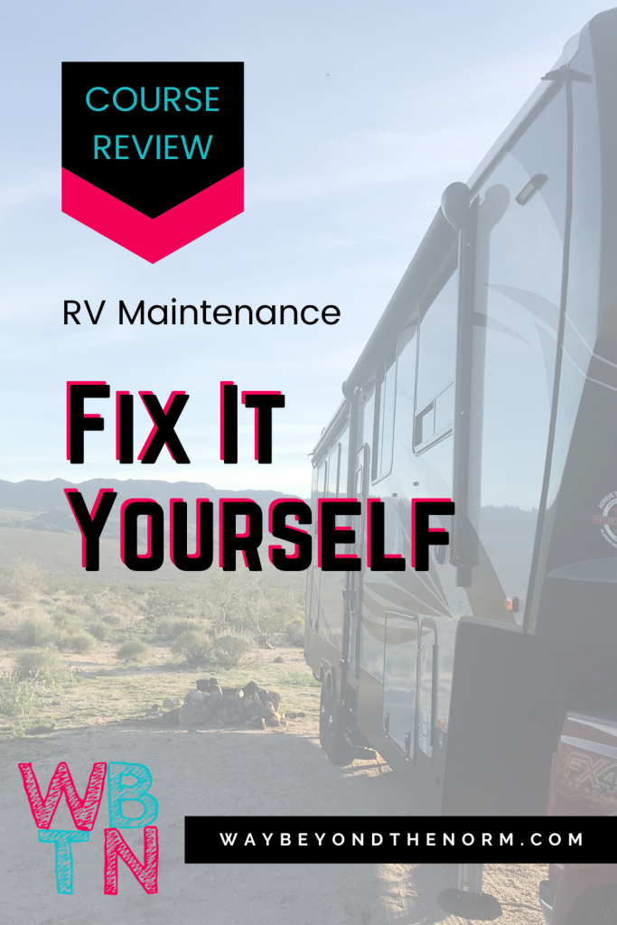 Fix it Yourself pin image
