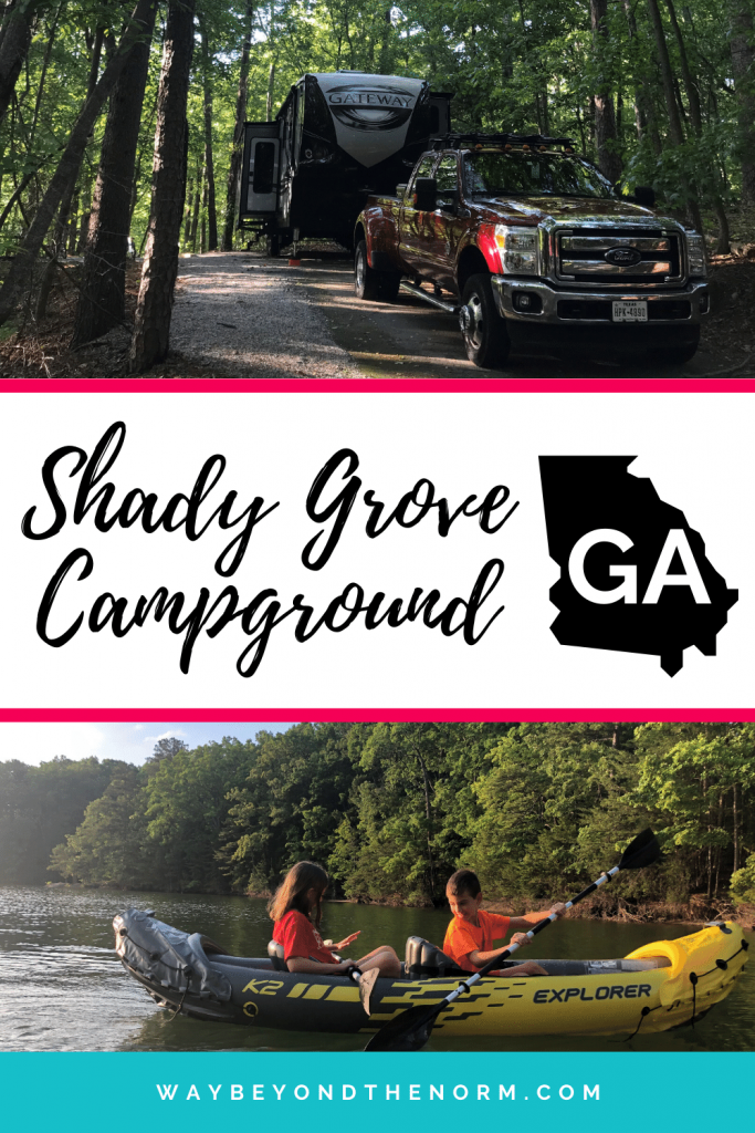 Shady Grove Campground pin image