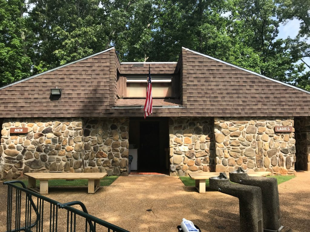 Shady Grove Campground Bathhouse