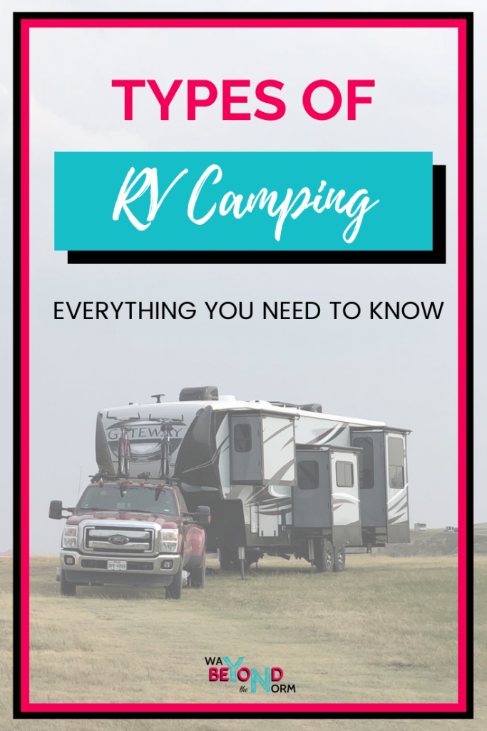 RV Campsites pin image